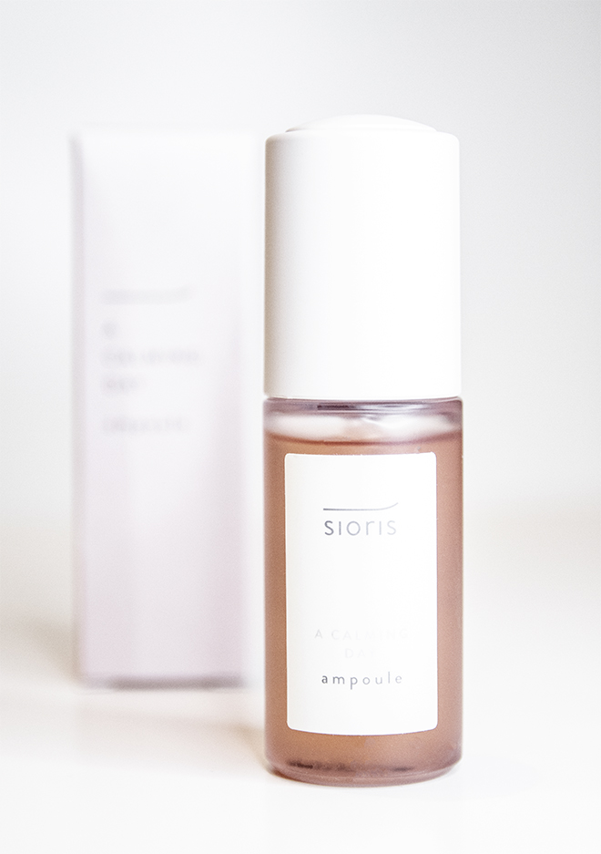 Sioris A Calming Day Ampoule Serum