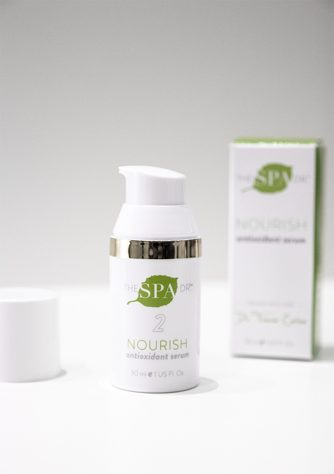 The Spa Dr Nourish Antioxidant Serum