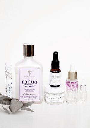 Organic Beauty Empties November 2019 Blogger