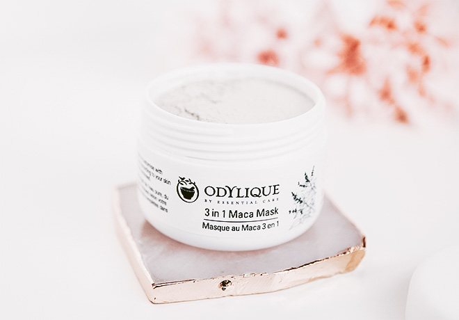 Odylique By Essential Care Clay Maca Mask