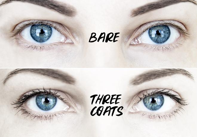 Juice Beauty Ultra Natural Mascara Swatches