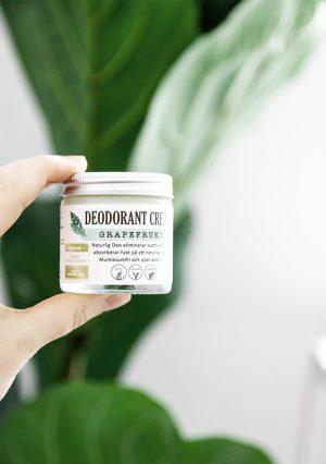 Naturlig Deo Grapefruit Natural Deodorant