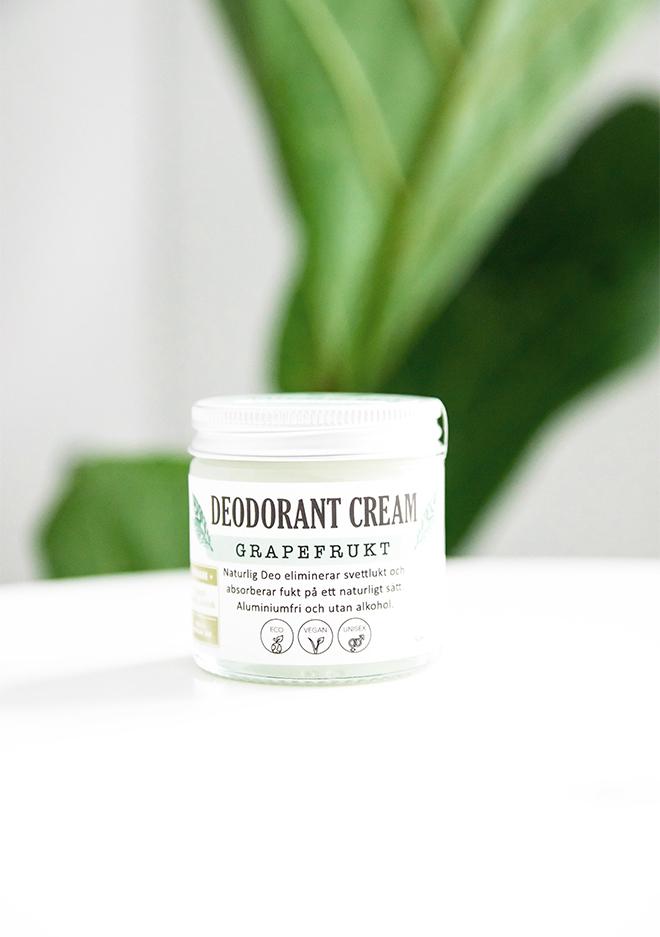 Naturlig Deo Organic Deodorant