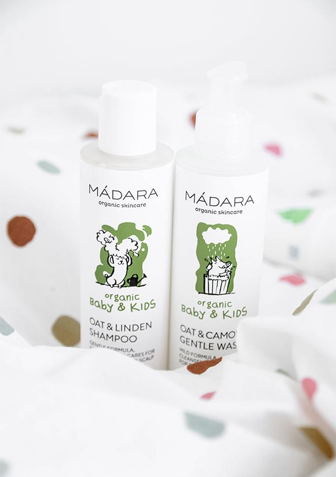 Organic Baby Bodycare Madara