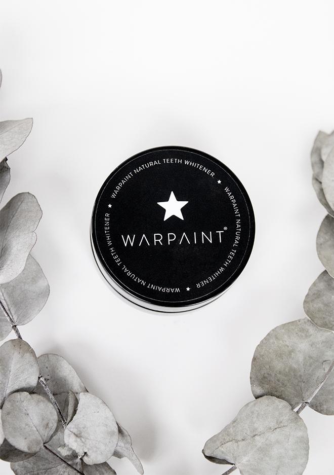 Warpaint Natural Teeth Whitening Powder