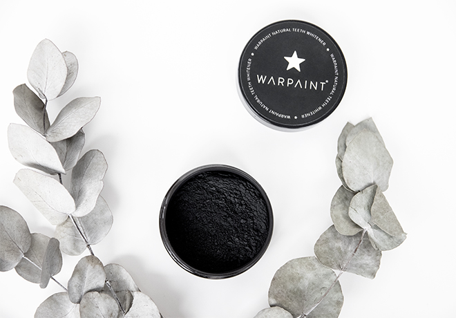 Warpaint Teeth Whitening Powder With Activated Charcoal