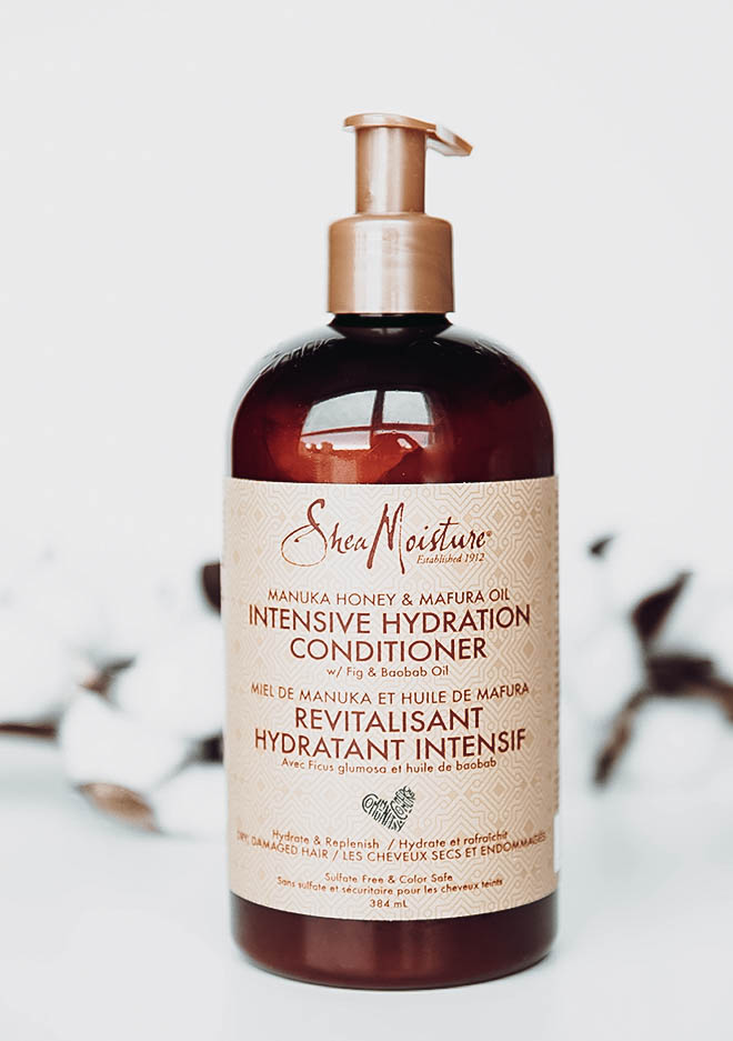 Shea Terra Intensive Hydration Conditioner