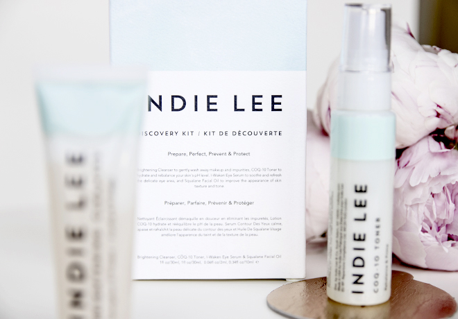 Indie Lee Skincare Discovery Kit