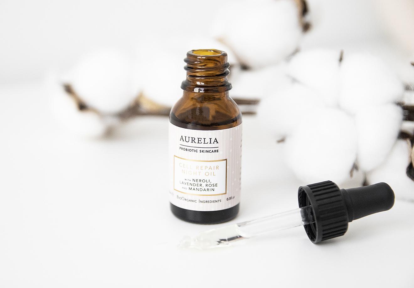 Aurelia Probiotic Skincare Night Oil