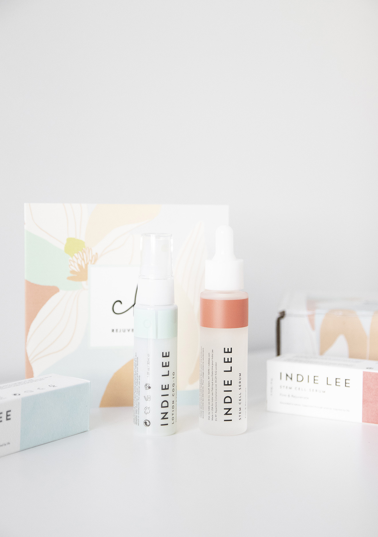 Clean Beauty Box Indie Lee