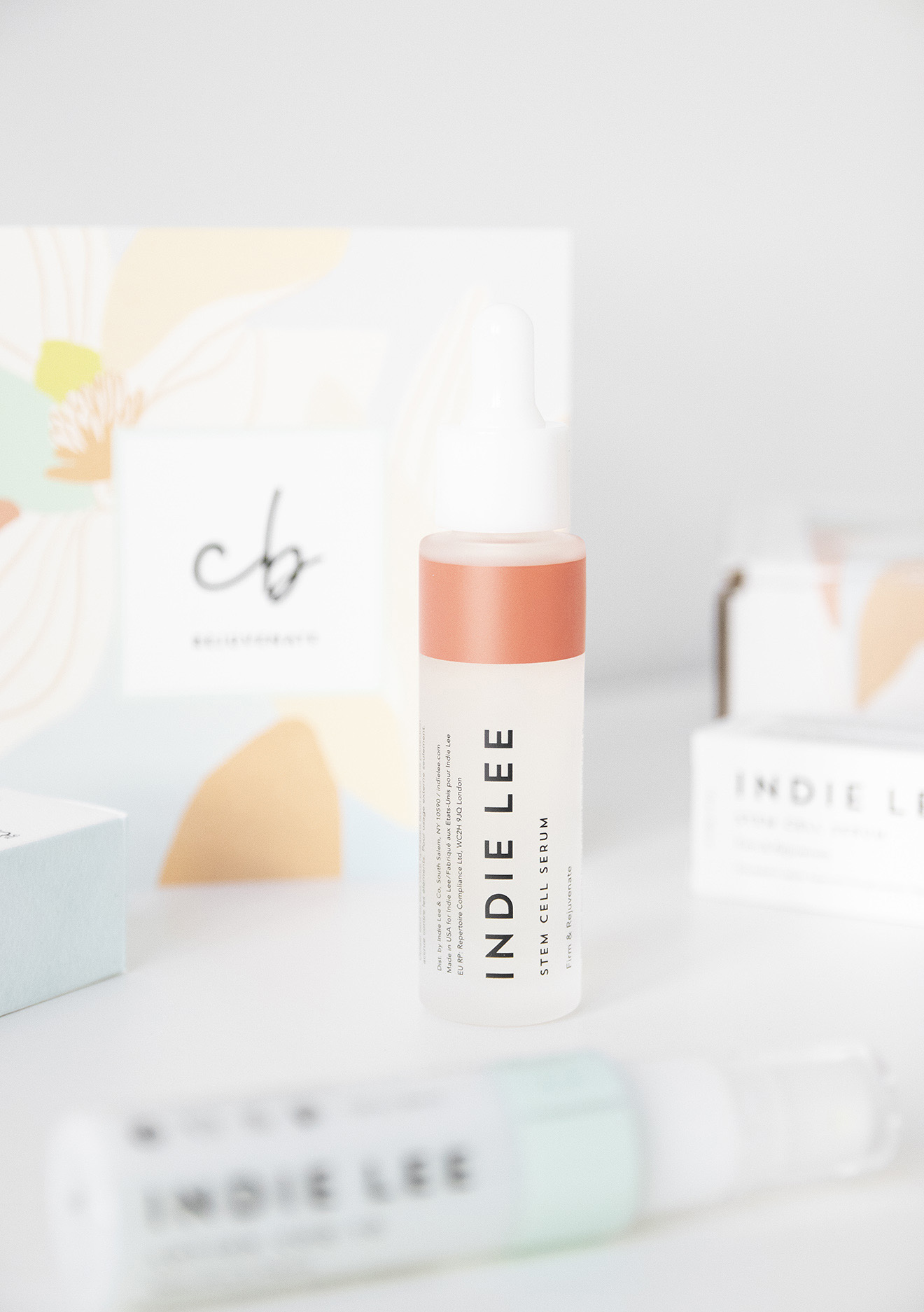 Indie Lee Stem Cell Serum Clean Beauty Box