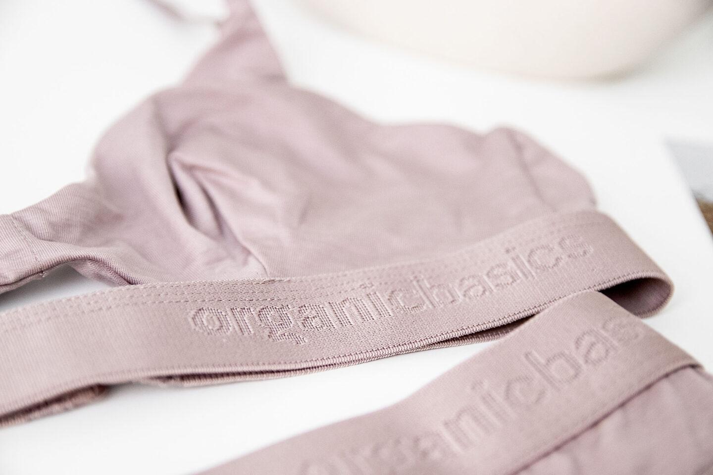 Organic Basics Ethical Sustainable Tencel Underwear Set
