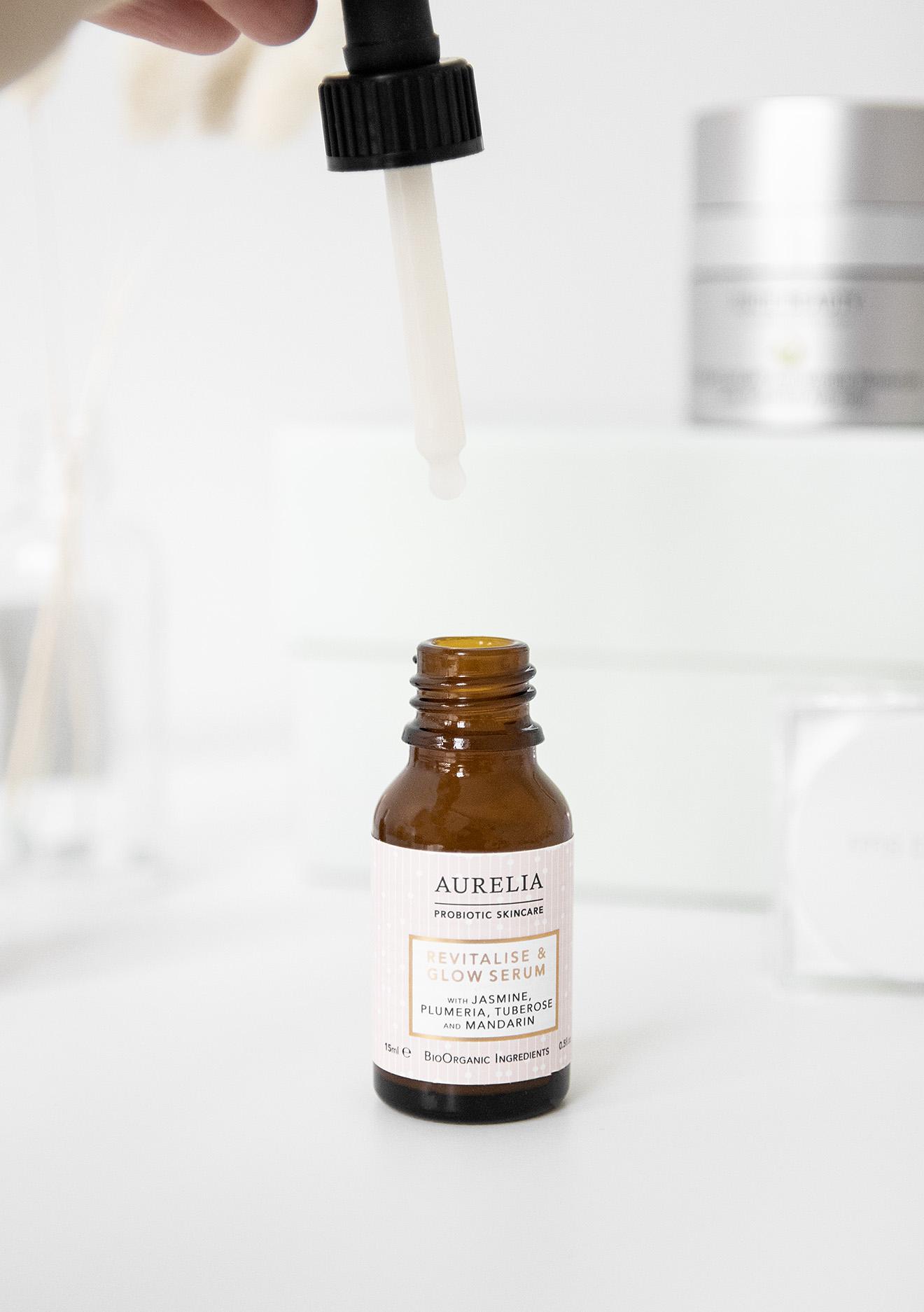 Aurelia Probiotic Skincare Revitalise and Glow Serum