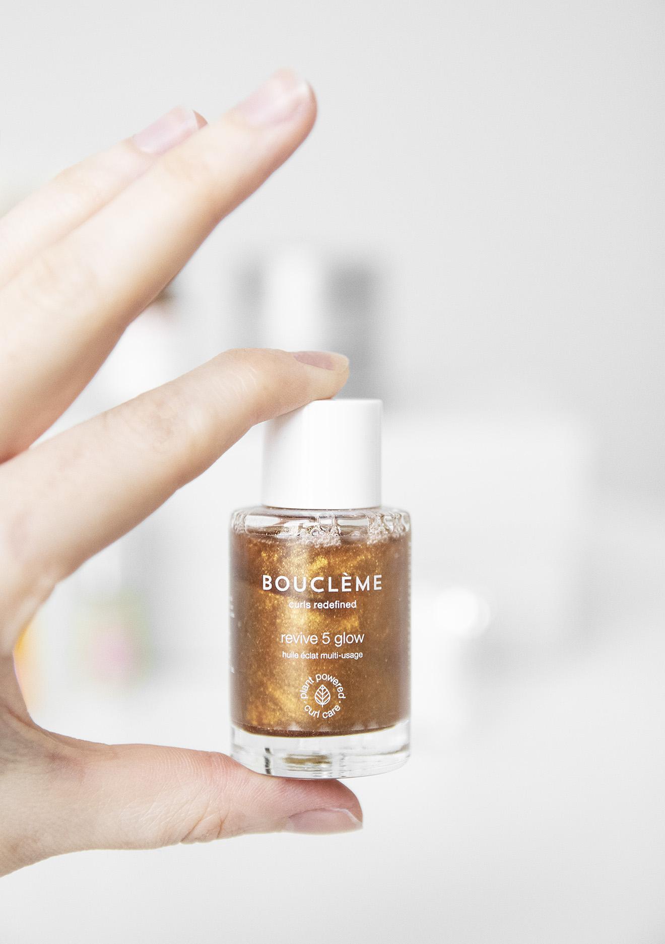 Boucleme Revive 5 Glow Multi Usage Oil