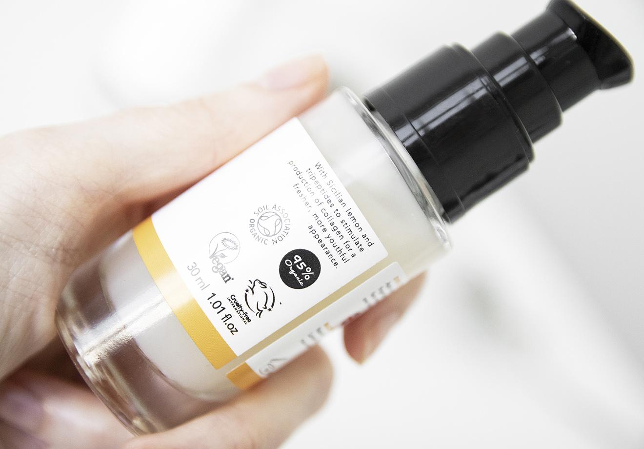 Nourish Organic Replenishing Peptide Serum
