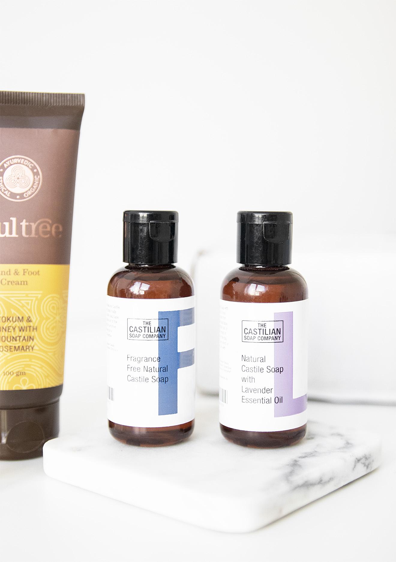 The Castilian Soap Company Natural Castile Soap