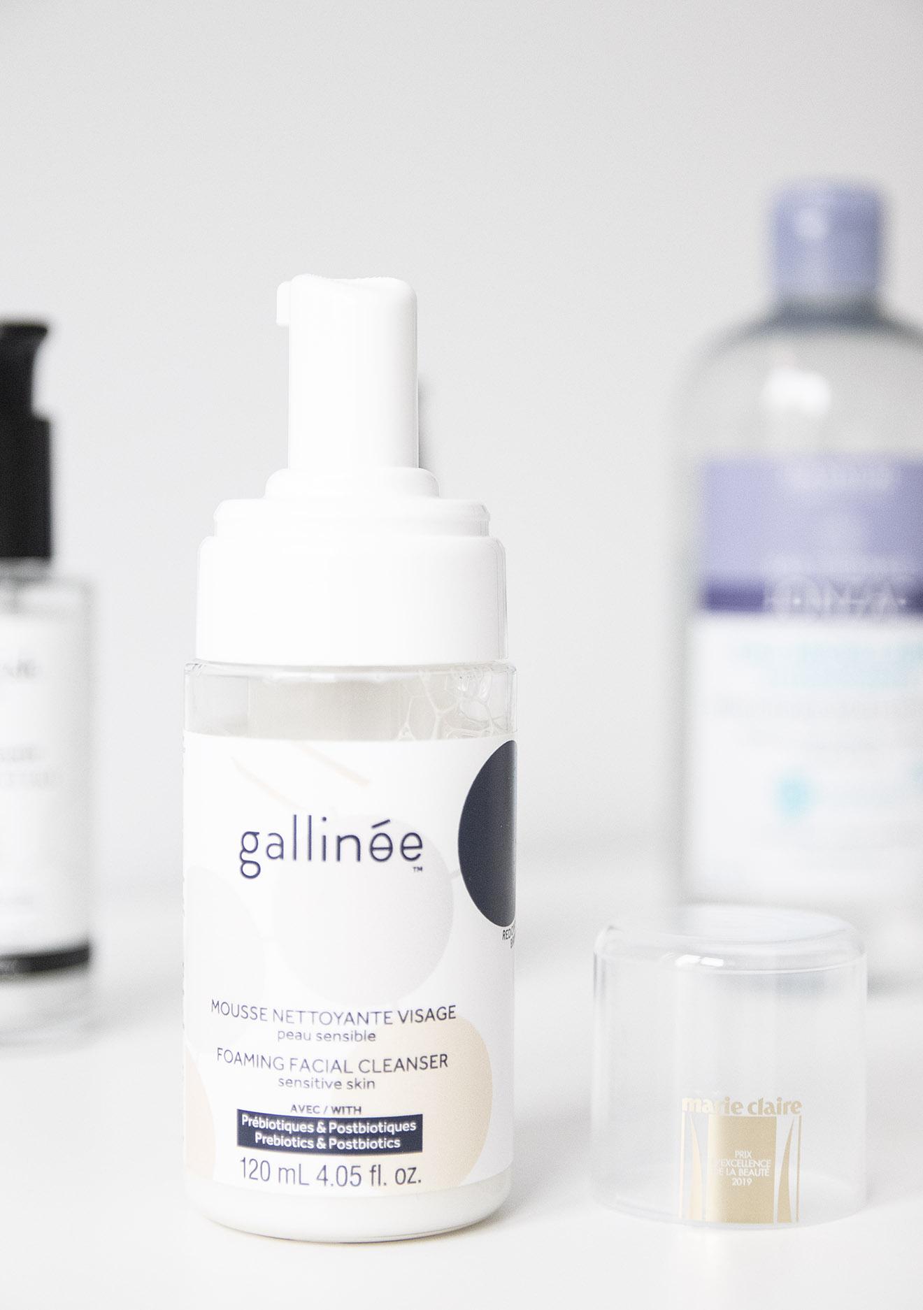Gallinee Probiotic Foaming Facial Cleanser