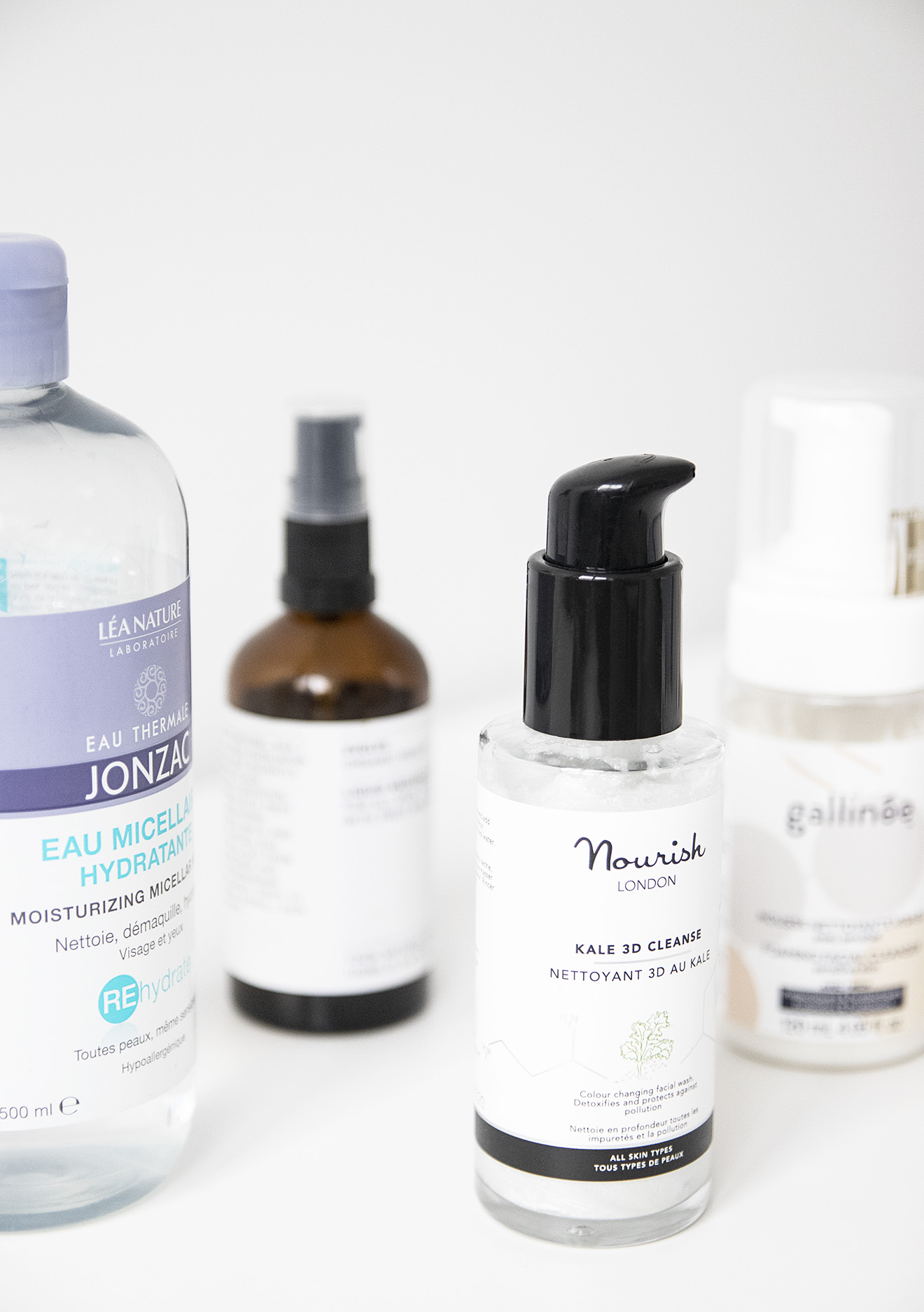 Natural Cleansers Roundup