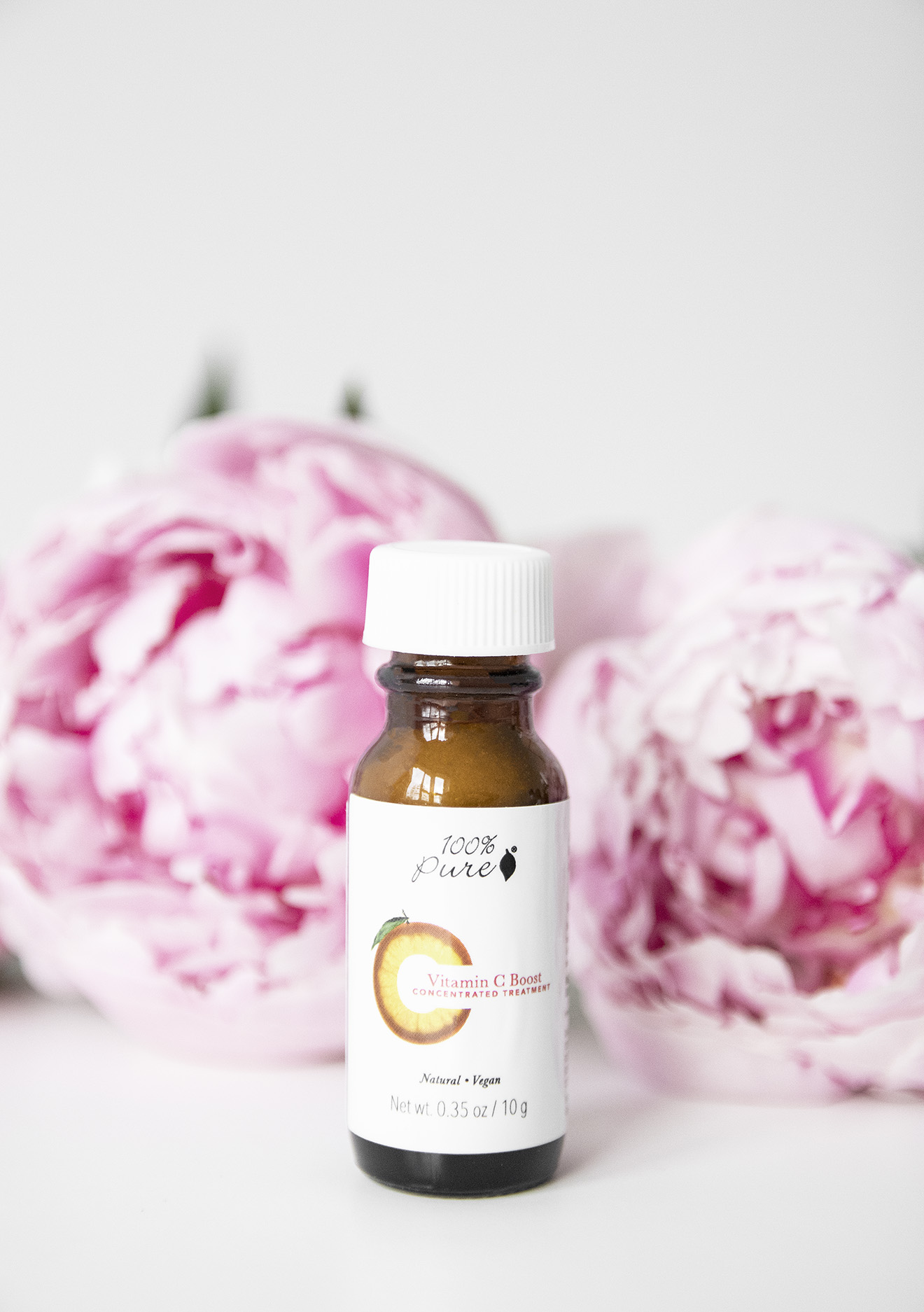 100% Pure Vitamin C Boost Concentrated Treatment