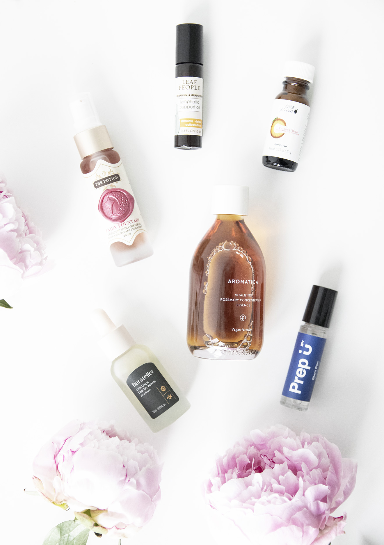 Clean Beauty Awards 2021 Natural Serums Treatments