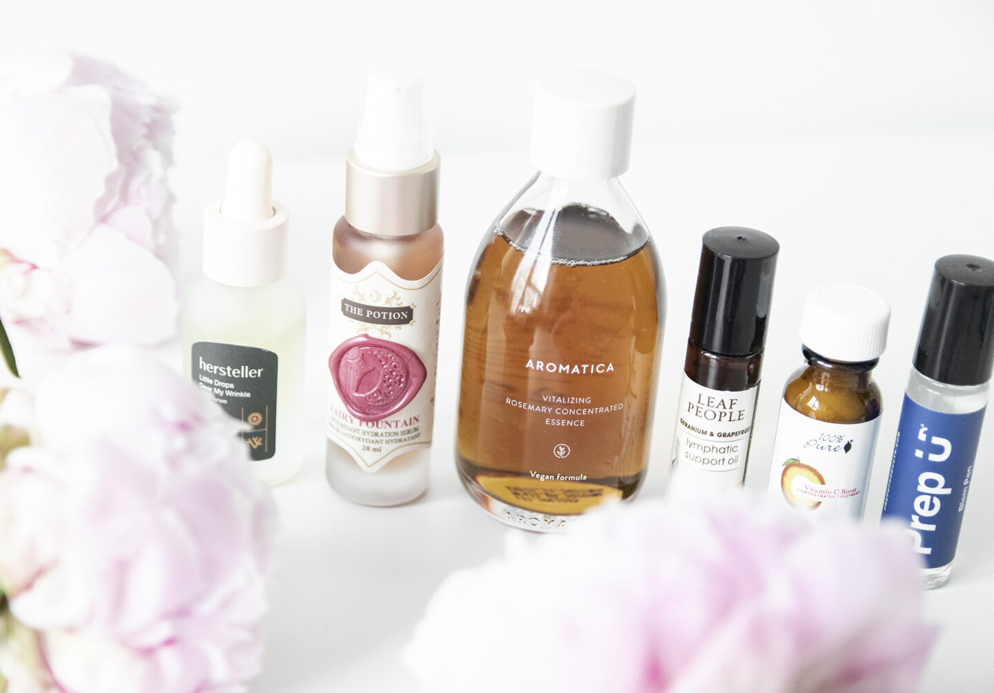 Clean Beauty Awards 2021 Natural Serums and Treatments
