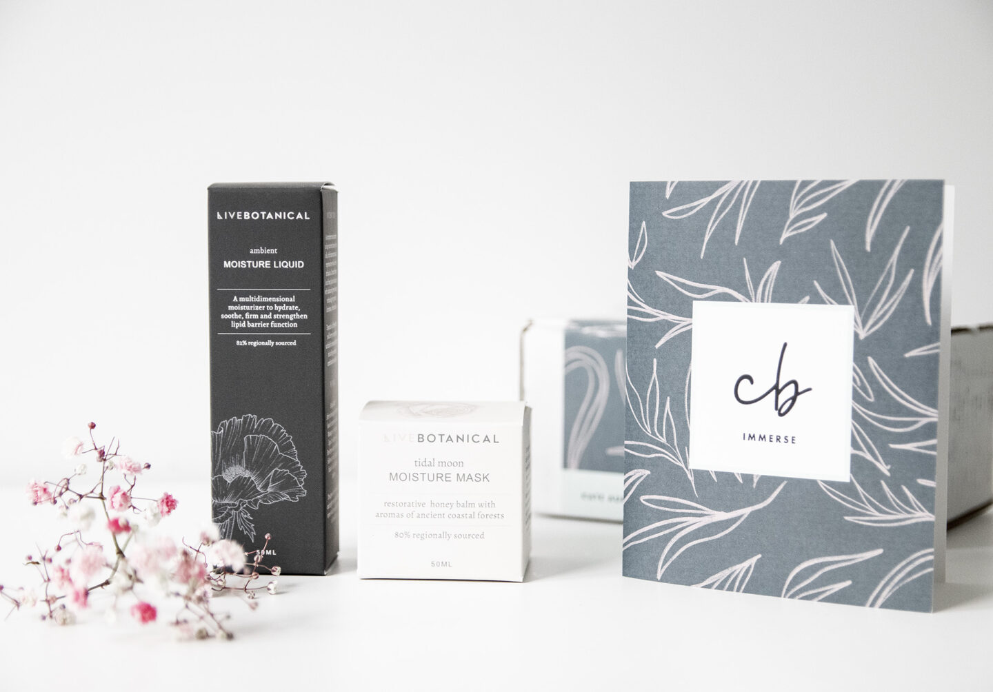 Clean Beauty Box Immerse 2021