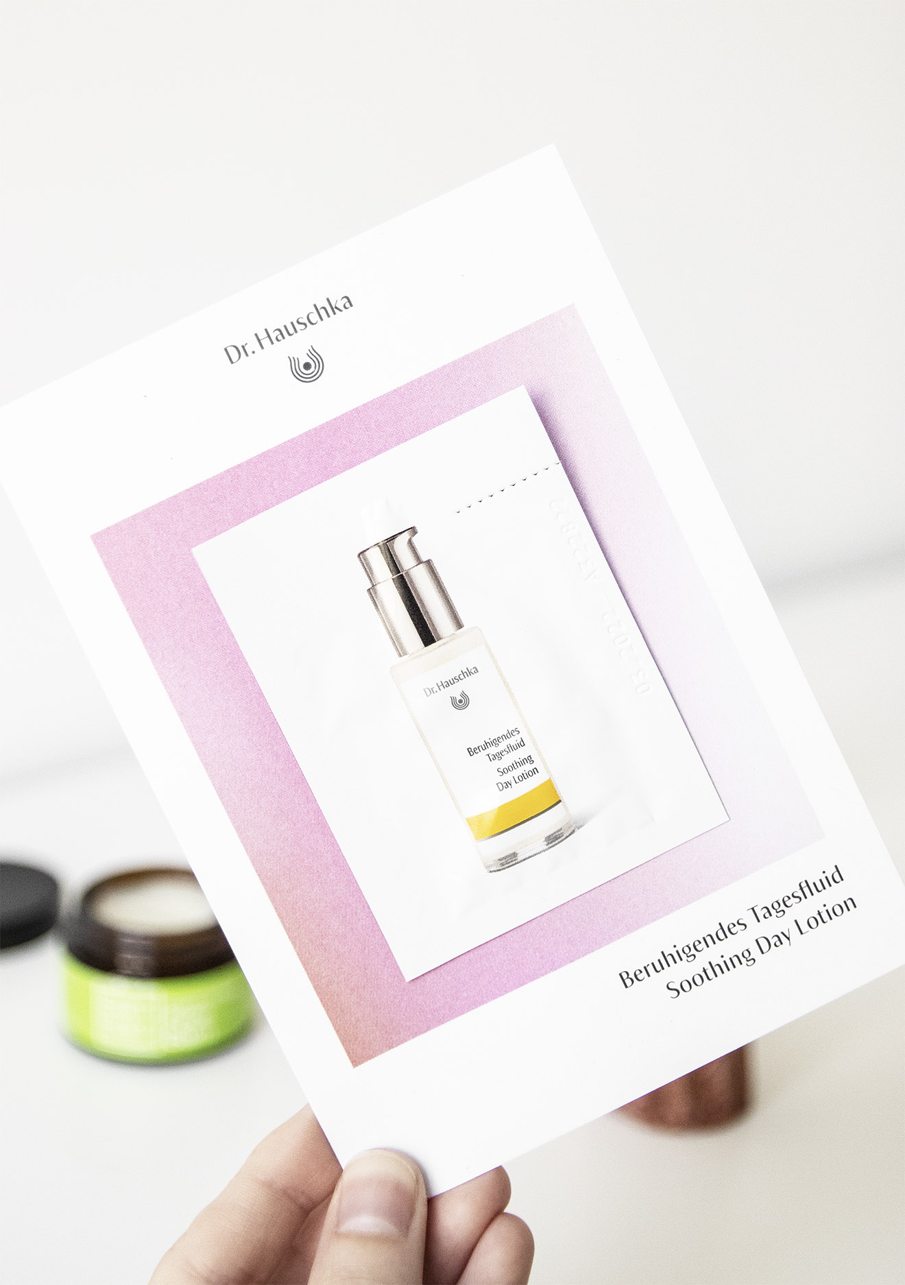 Dr Hauschka Soothing Day Lotion