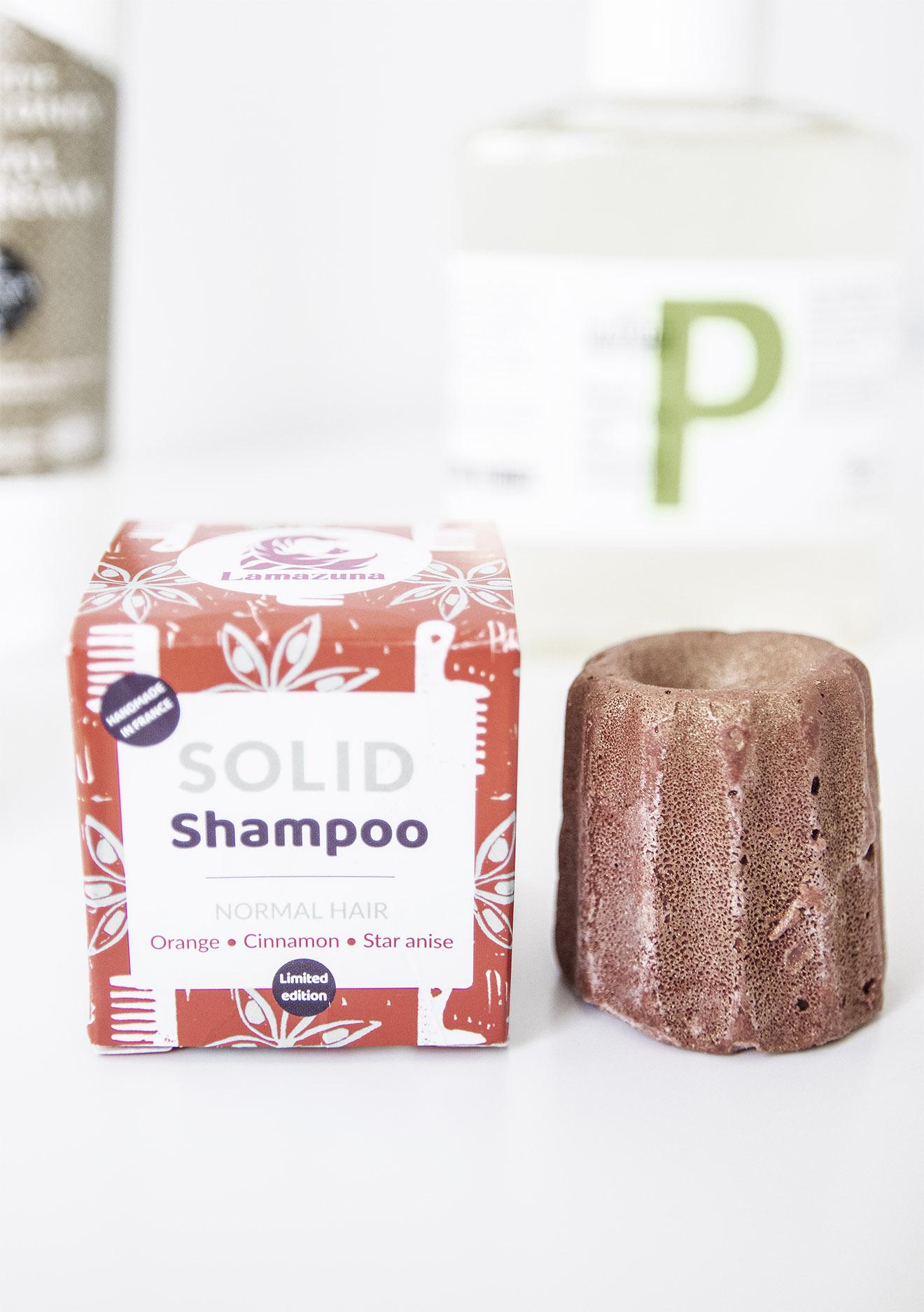 Lamazuna Solid Shampoo Normal Hair