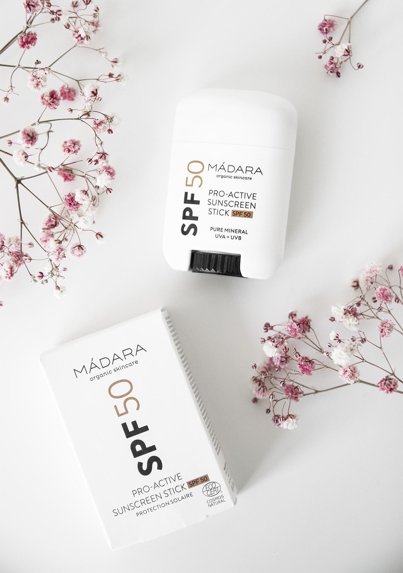 Madara SPF50 Pro-Active Sunscreen Stick