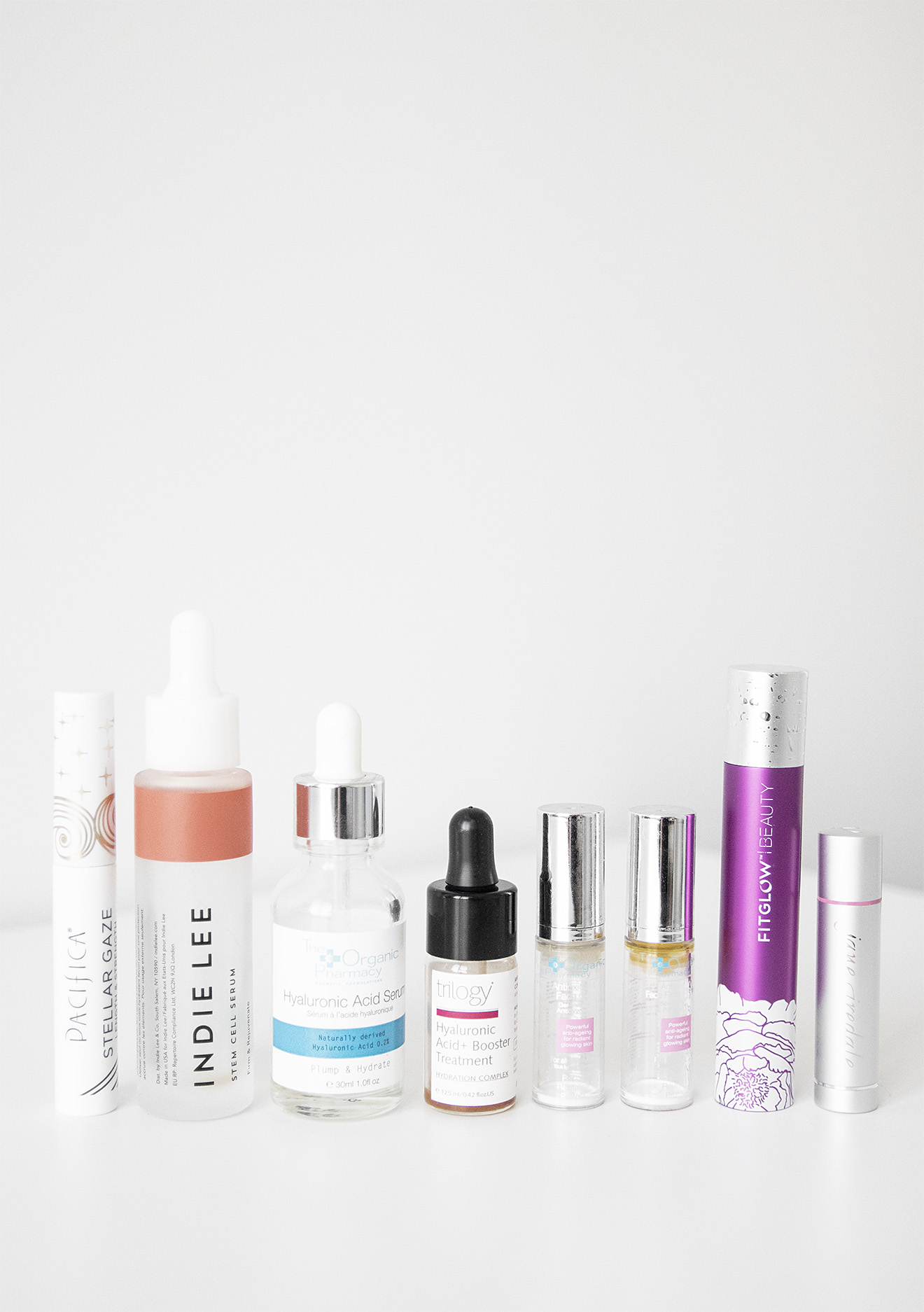 Organic Skincare and Makeup Empties July 2021