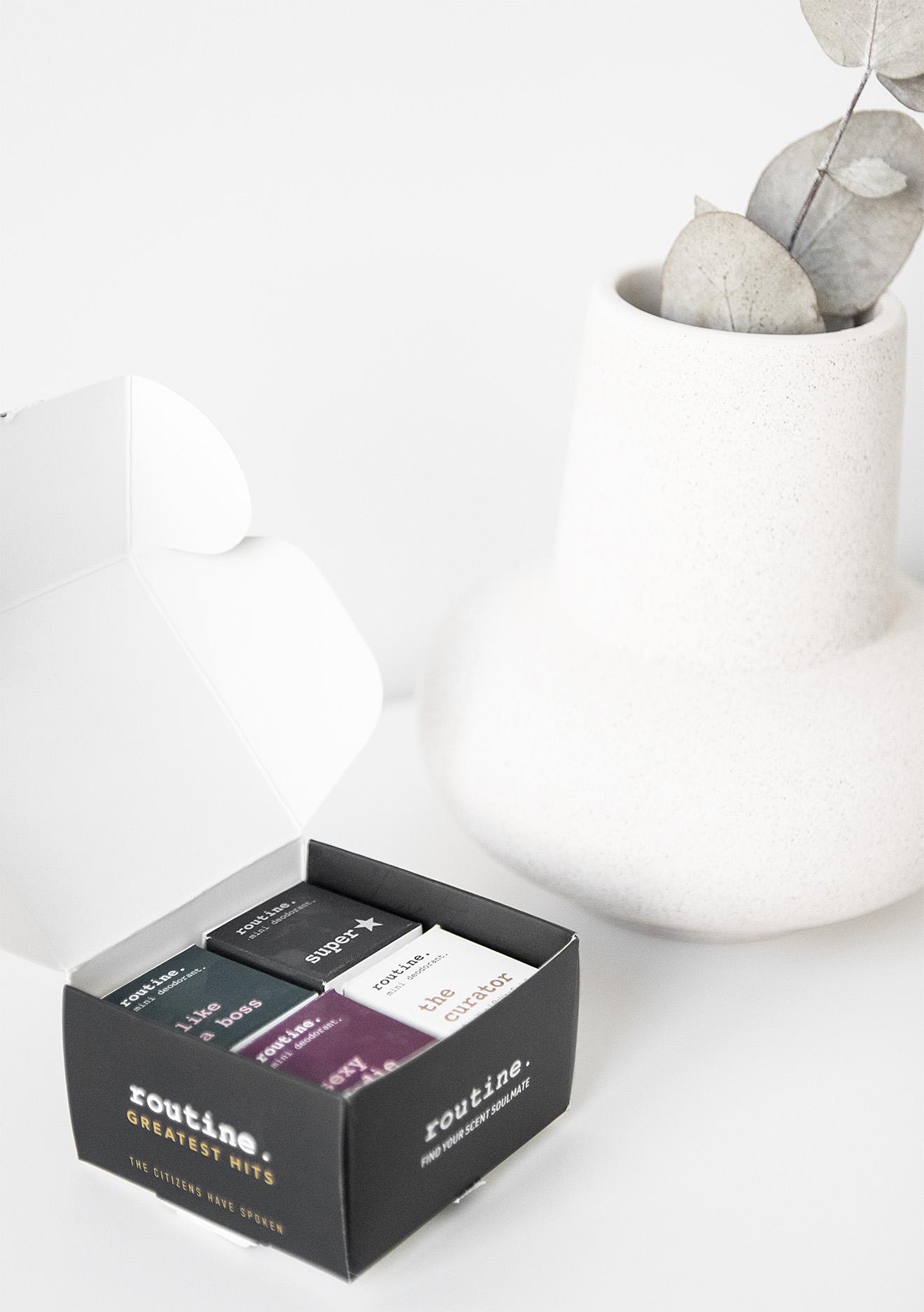 Routine Natural Deodorant Minis